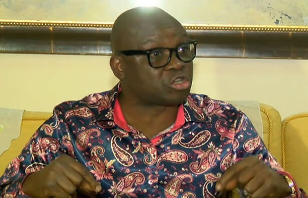 Fayose commissions Ijero road