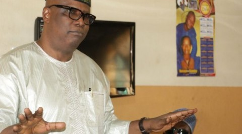 Breaking: Ojudu pulls out of Ekiti guber race