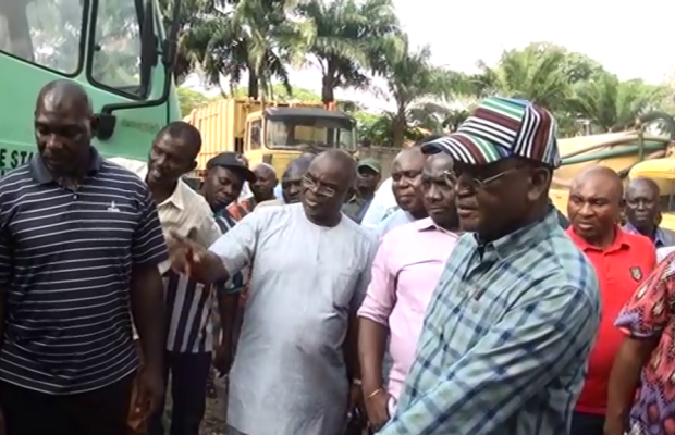 Benue Gov sack 2 general managers
