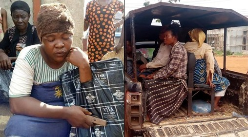 Fake blind beggars arrested in Anambra state