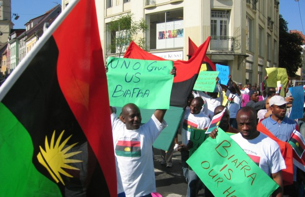 US lawyers seek justice for killed Biafra activists