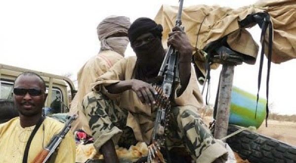 Army uncover hub of insurgents in Nigeria