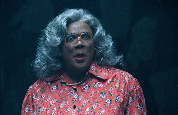 Actor, Tyler Perry tops US weekend box office