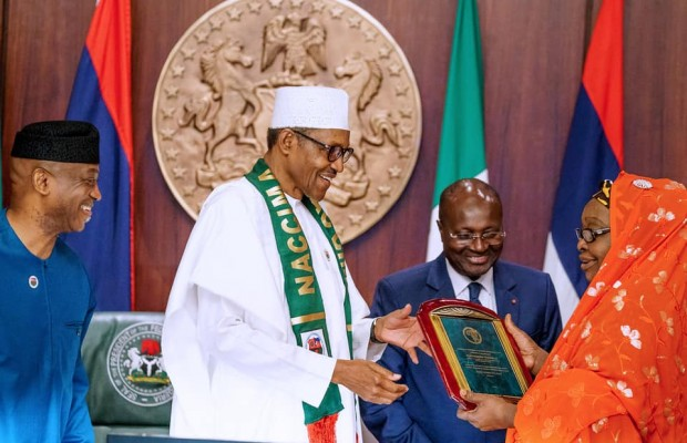 We must follow rules in business - President Buhari