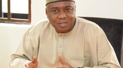 Saraki calls for urgency in addresssing insecurity
