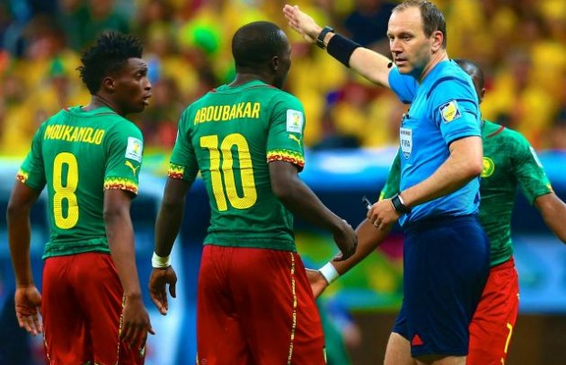 Cameroon crashes out of World Cup