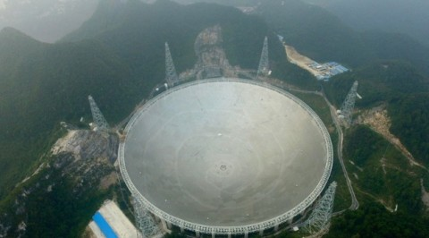 China sets  satellite world record