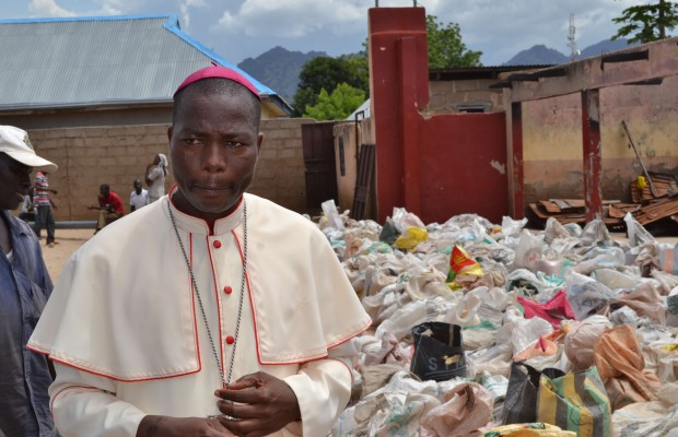 Clergy tasks Christians not to give up in times of persecution