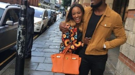 DJ Cuppy react to break-up rumour with Victor Anichebe