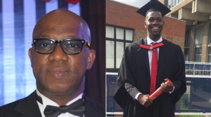 DJ Olu's father reveals painful regret from son's death