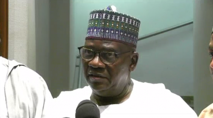 Senate Presidency: Goje steps down, endorses Lawan