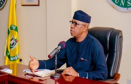 Abiodun presents 449.90bn for 2020 budget