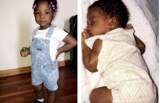 Father's Day: Davido shares photo of Imade & Hailey