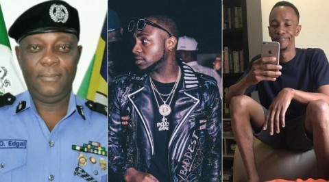 Singer, Davido questioned over Tagbo's death