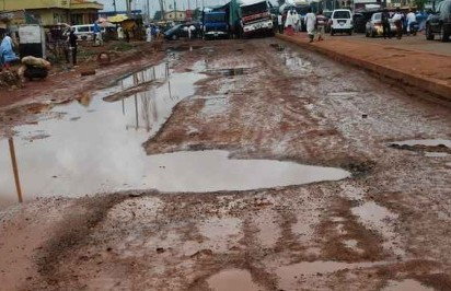 Residents laments bad state of roads