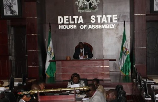 Delta Assembly clebrates impeachment