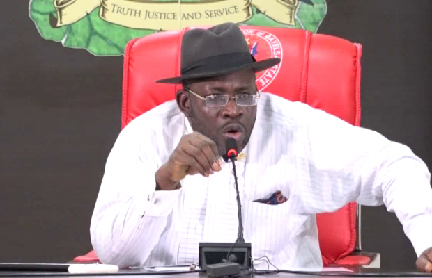 Dickson, IGP parley on Bayelsa election