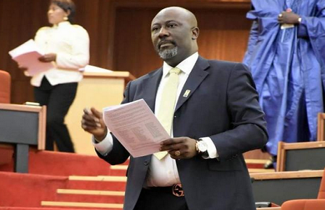 Police declare Dino Melaye, seven others wanted
