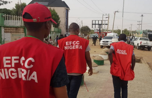 EFCC seals off buildings and hotel in Ilorin