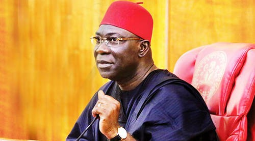 Ekweremadu classifies Mimiko as treacherous politician
