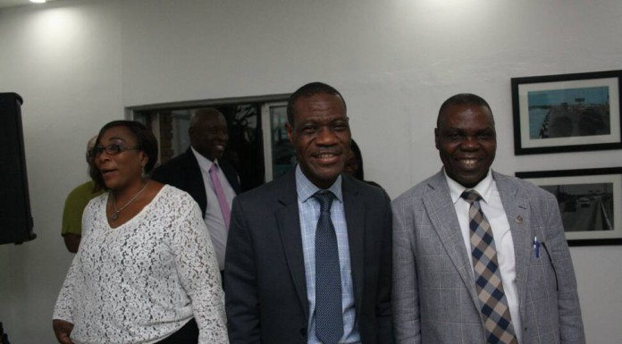 Estate surveyors host new president Nigeria-British Chamber of Commerce