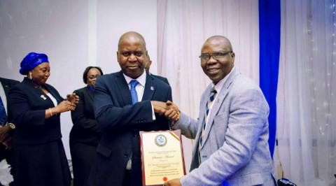 Photo news: Investiture of 25th chairman estate surveyors