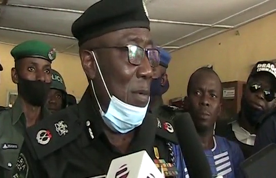 Edo CP Reads Riot Act to Criminals