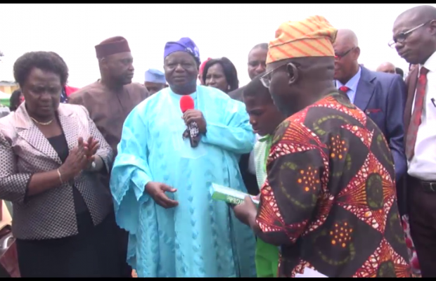 Ekiti GOVT promises to improve education