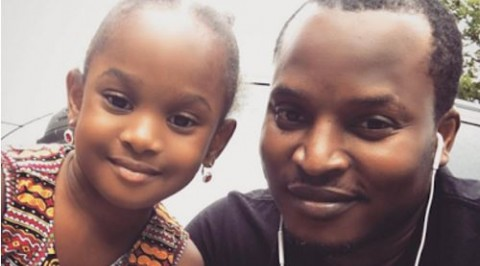 Eldee the Don shares lovely photos with daughter