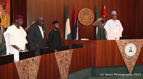 We have no response to NASS impeachment threat- FG