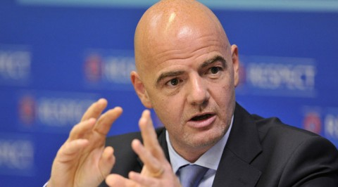 FIFA to use October ranking for World Cup draw