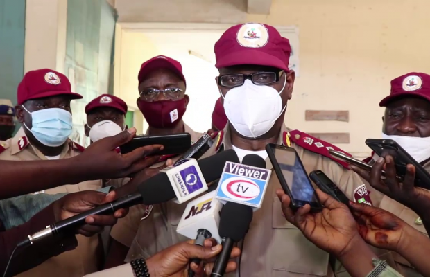FRSC Corp Marshall, Oyeyemi Decries Unprovoked Destruction of Command Headquarters