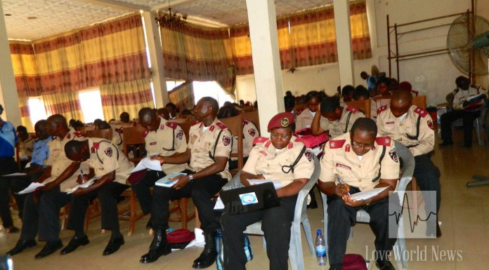 FRSC trains officers on proper handling of emergency