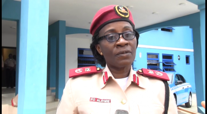 FRSC to implement plate number registration in Ekiti