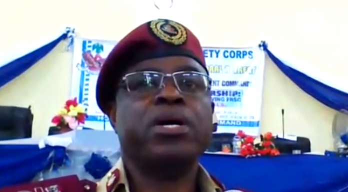FRSC charges officers on transparency