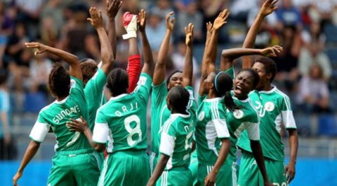 Nigeria U 20 served school pupils' meals