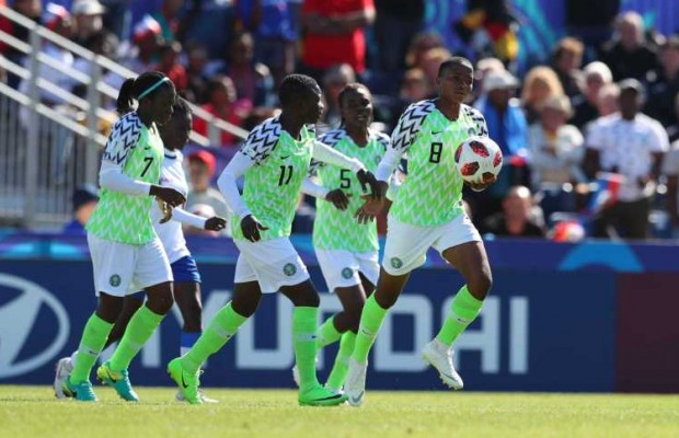 Falconets Through To First African Games Final