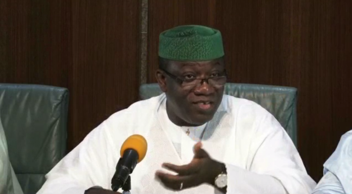 Fayemi tasks traditional rulers on security