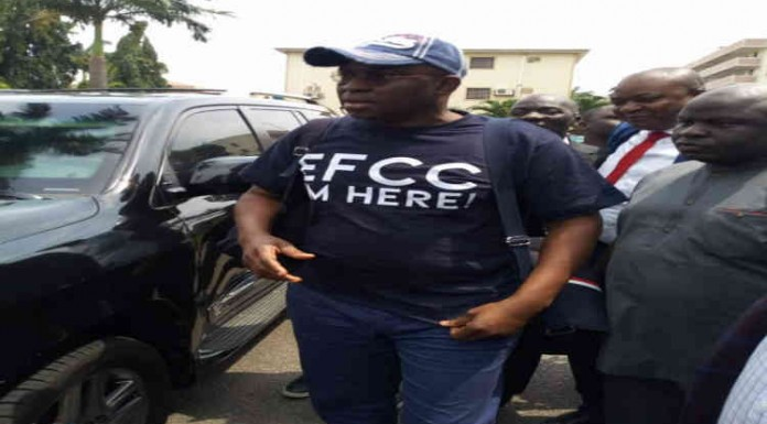 EFCC releases photos of Fayose's properties