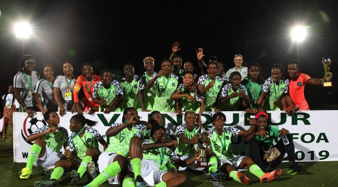 Buhari congratulates falcons on victory at WAFU