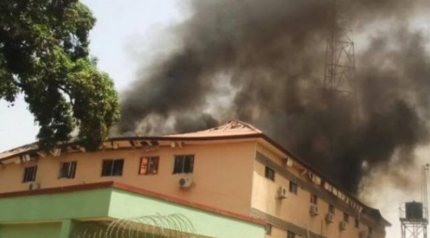 Fire guts Kaduna electoral commission's office
