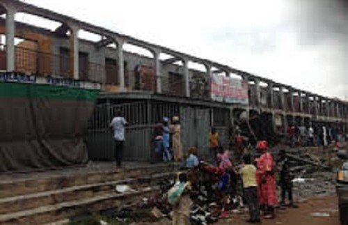 Fire raises mosque, destroys million-worth goods