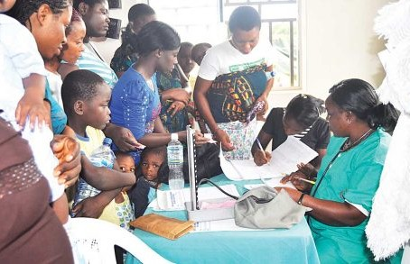 FG conducts free medical care services