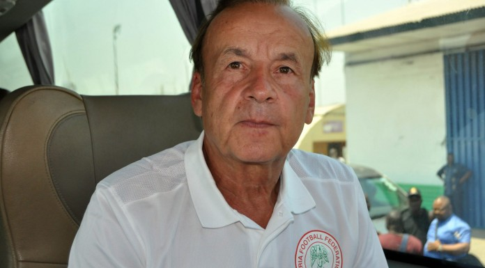 Rohr's preliminary list ready as Eagles' camp opens