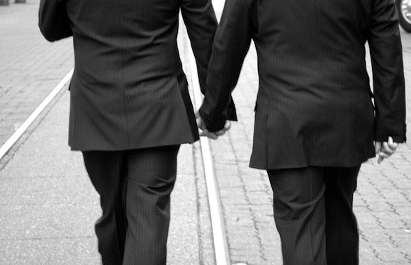 Police arrest gay marriage guests
