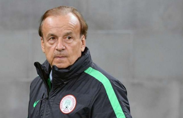 Eagles not afraid of Messi- Rohr