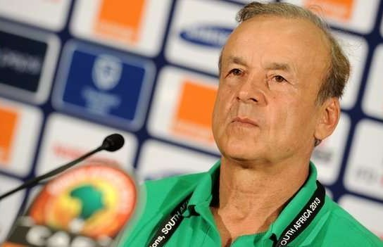 Rohr assures Eagles will work hard for title