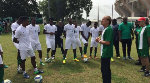 Rohr - i will only call up fit players for Cameroon clash