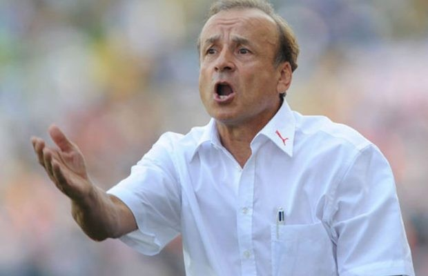 Bafana Bafana match will be tough- Rohr