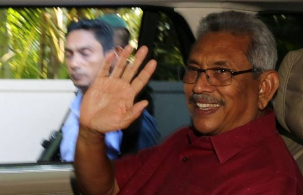 Gotabaya Rajapaksa wins Sri Lanka election